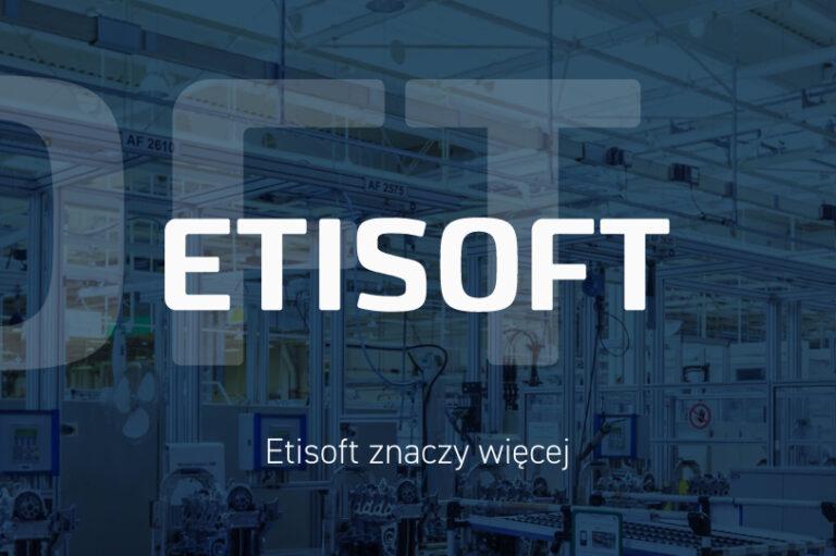 Kamień milowy strategii: nowa WWW Etisoft